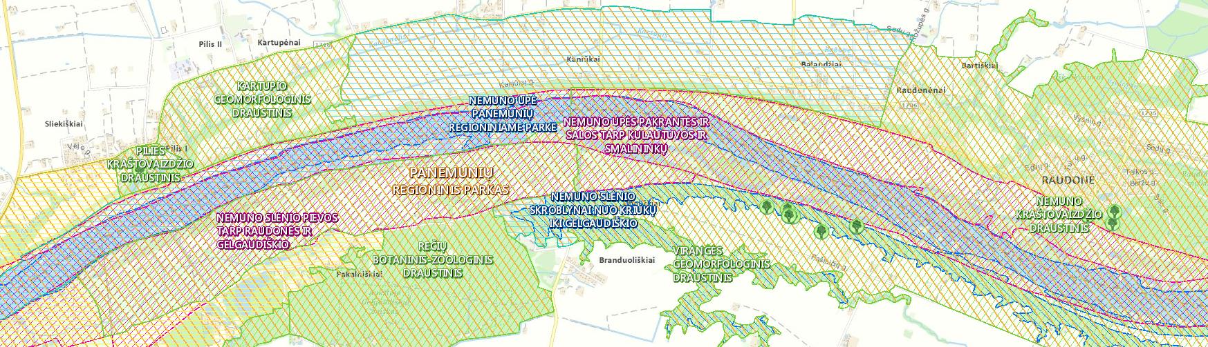 Naujienos - geoportal.lt